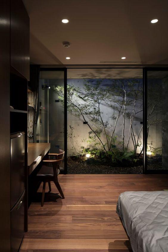 寝室のデザイン:青葉町の家をご紹介。こちらでお気に入りの寝室デザインを見つけて、自分だけの素敵な家を完成させましょう。