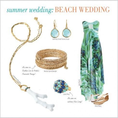 Stella Dot Summer Wedding Style Guide Beach Attire Ways We Wear
