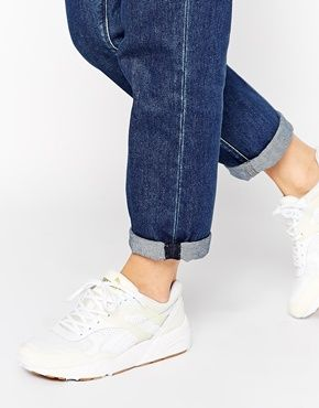 agrandir puma r698 whisper baskets blanc sneakers pinterest mode l gante mode et. Black Bedroom Furniture Sets. Home Design Ideas
