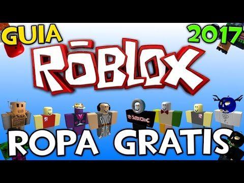Download Video Como Conseguir Ropa Gratis En Roblox 2017 Guia
