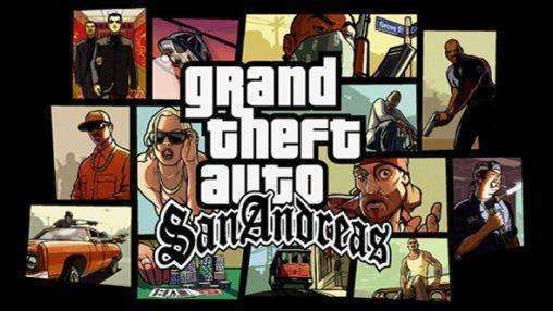 Grand Theft Auto San Andreas Apk Obb For Android Grand Theft
