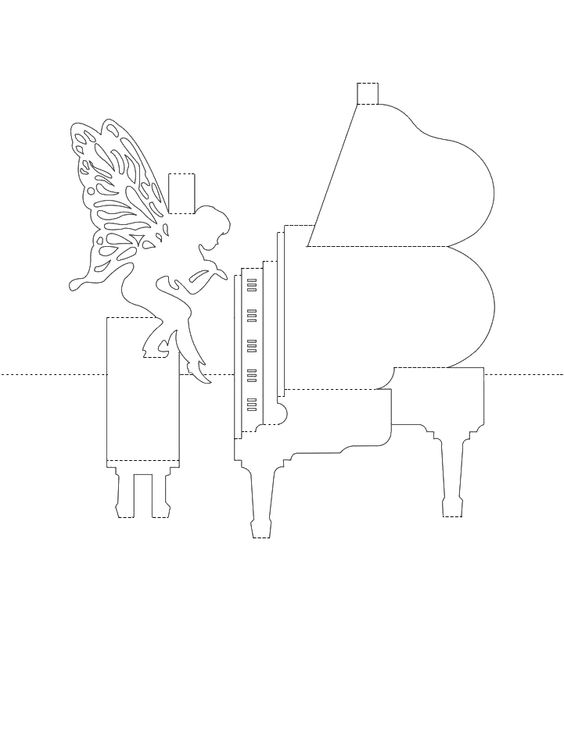 piano and angel on pinterest