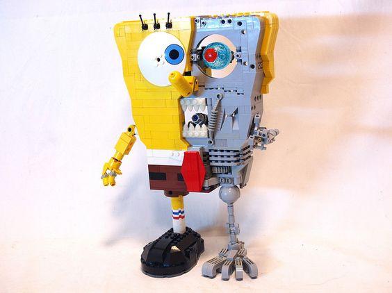 SpongeBob-Terminator-02 by rack911, via Flickr