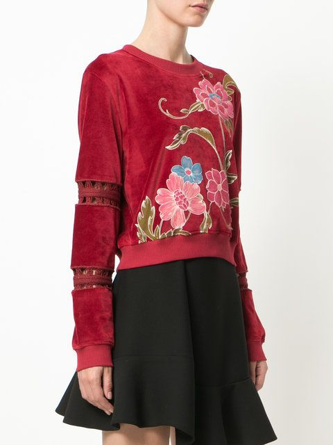 See By Chloé embroidered sweater