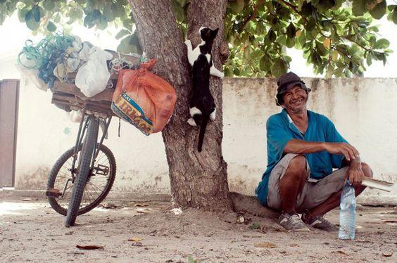 Projeto registra a relação dos brasileiros com suas bicicletas