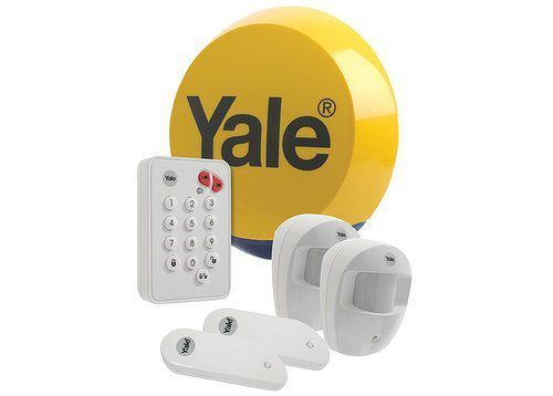 Yale Wireless Intruder Alarm Home Security Wireless Alarm System Burglar Alarm