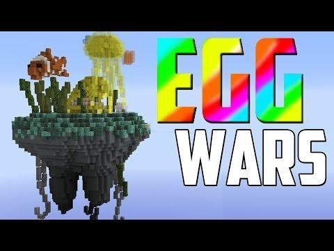 Minecraft Egg Wars Server Ip Ve Nasıl Girilir? MSW Minecraft