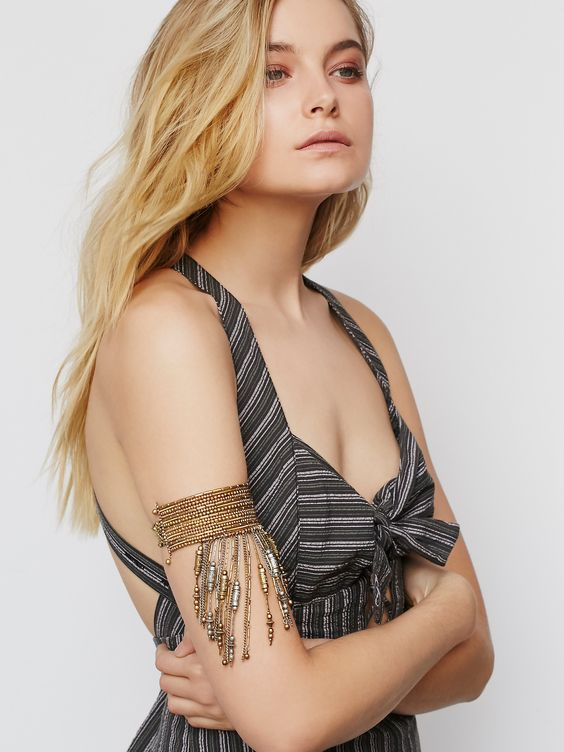 Free People Spring Dreams Upper Armband, $28.00