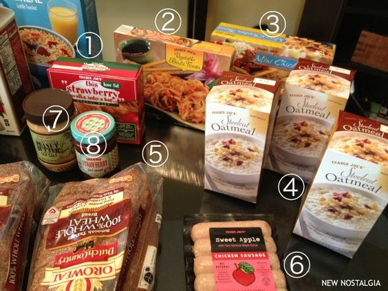 New Nostalgia: What I Buy At Trader Joes and Why