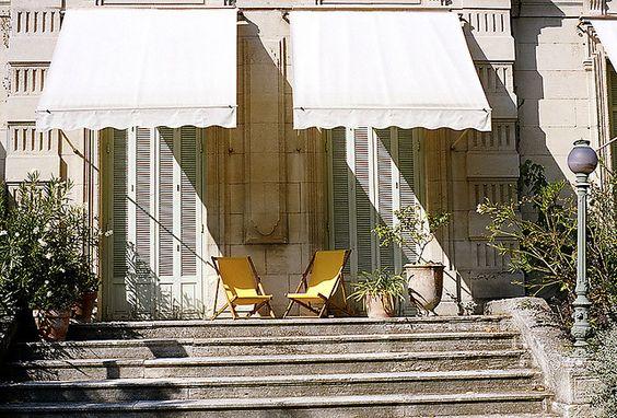   ♕   Musee Vouland porch - Avignon   by © Uncle Lynx   via ysvoice