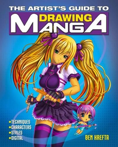The Artist's Guide to Drawing Manga