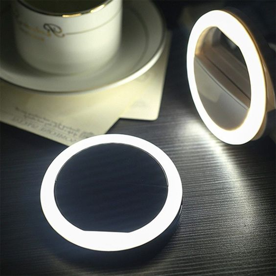 Universal Selfie LED Ring Flash Light For iPhone X 8 7 6 Plus Samsung LED Selfi - Flashlights - #flashlight #flashlights -  $5.67 End Date: Sunday Feb-10-2019 16:33:41 PST Buy It Now for only: $5.67 Buy It Now | Add to watch list