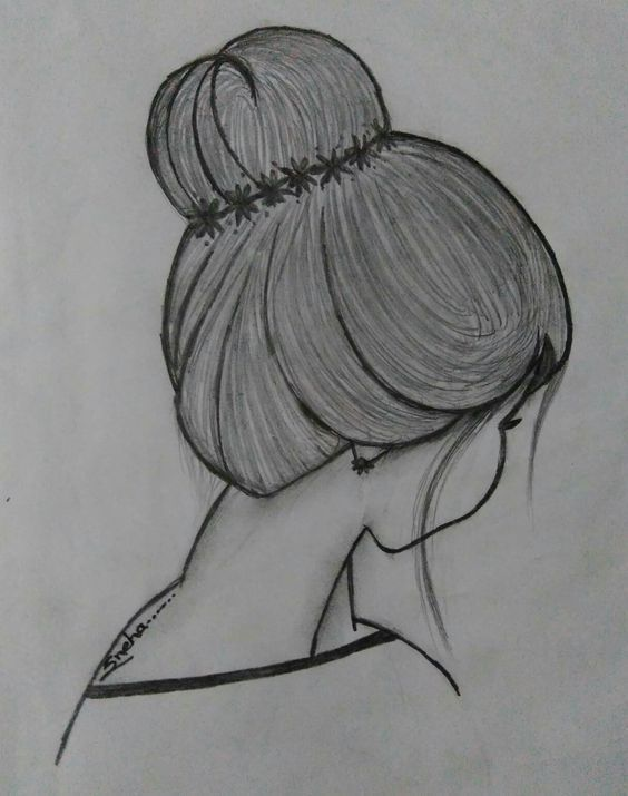 Dessinaucrayon In 2020 Art Drawings Sketches Simple Pencil Drawing Inspiration Art Drawings Sketches Creative