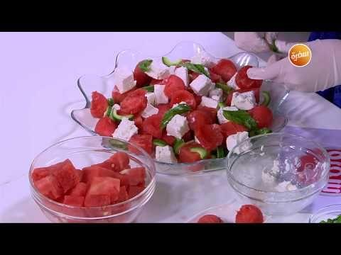 Watermelon And Cheese Watermelon Food Chutney