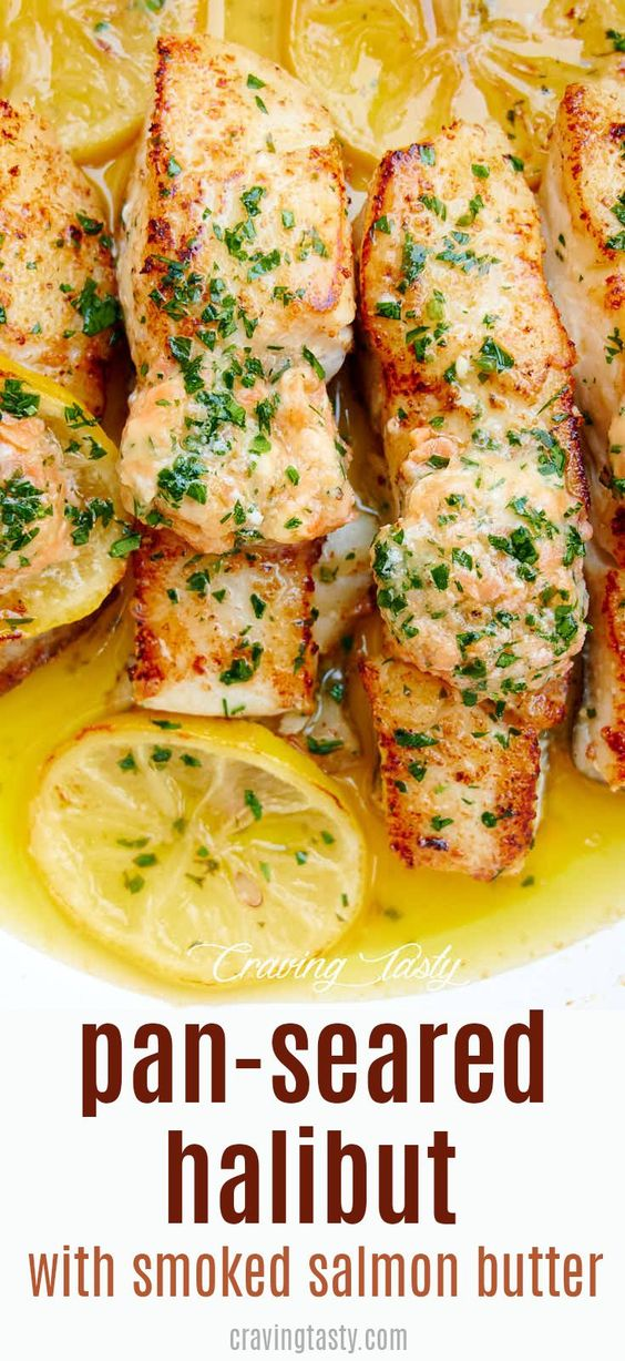 Fish is healthy and easy to bake, grill, or fry. From baked halibut to pan-seared halibut, you'll be hooked on these healthy fish recipes. healthy fish recipes | fried fish | white fish recipes | easy fish recipe | fish recipes for dinner #fish #recipes