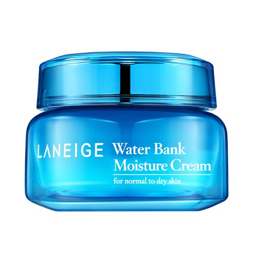 Water Bank Moisture Cream,Strengthens and retains moisture 24 hours. Infused with skin-perfecting Hydro Ionized Mineral Water