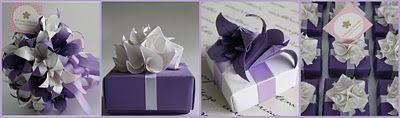 Adriana Suzuki: Caixa com origamis