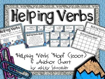 how to remember helping verbs