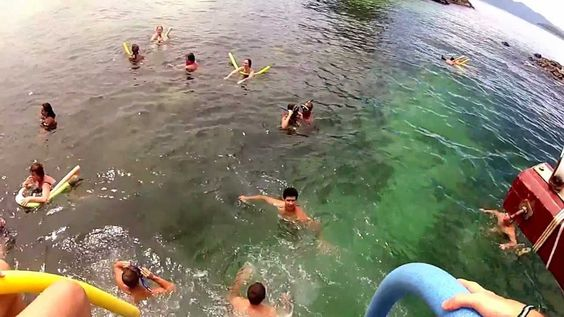 Angra dos reis - Ilha Grande - GoPro