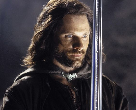 Vigo Mortensen in Lord Of The Rings