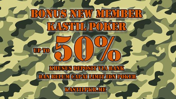 IDN Poker Terpercaya Bonus New Member Paling Besar