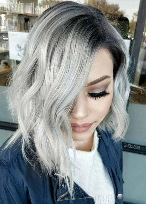 Hair Color For Gray Hair