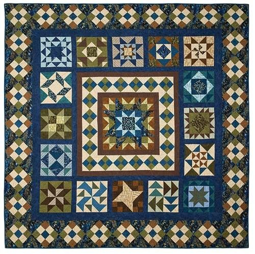 Keepsake Quilting Templates : Fernwood Block of the Month Keepsake Quilting Quilting Pinterest Block of the month ...