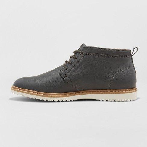 Men/'s Malik Casual Chukka Boots Goodfellow /& Co