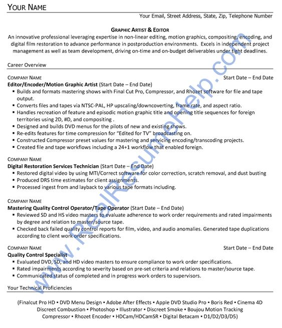 http\/\/wwwrealresumehelp\/ Real Resume Help Pinterest - quality assurance specialist resume