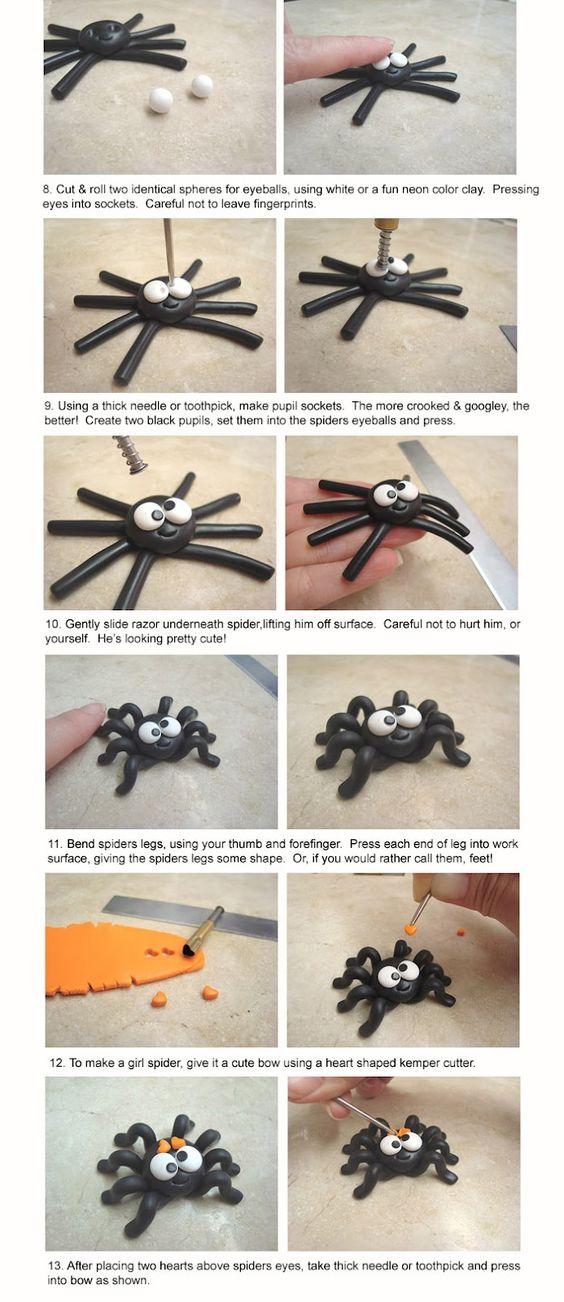 Araignée amusante
