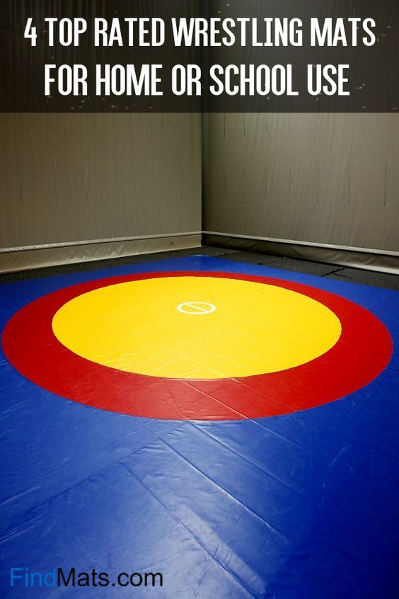 4 Top Rated Wrestling Mats For Home Or School Use From