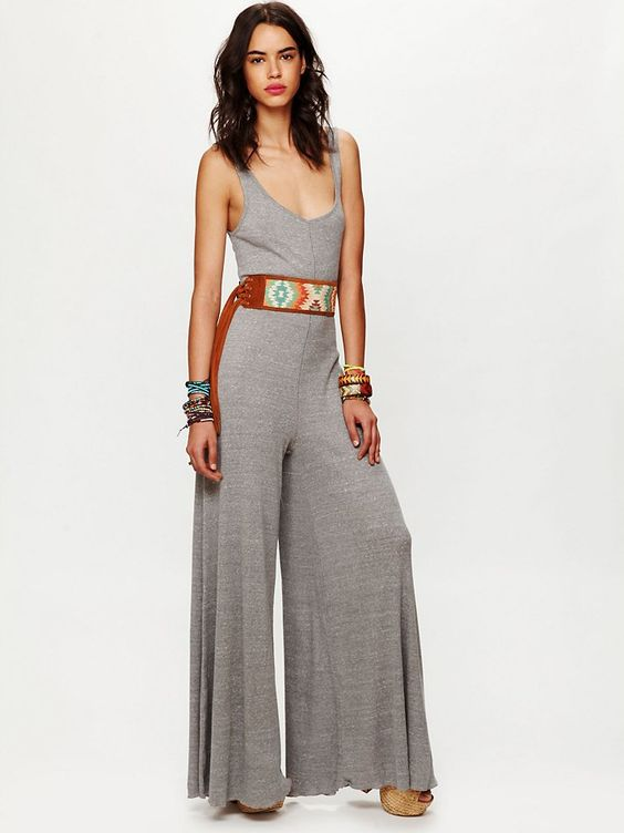 Free People Boardwalk Romper, $88.00  I love jump suits, so comfy and great for layering