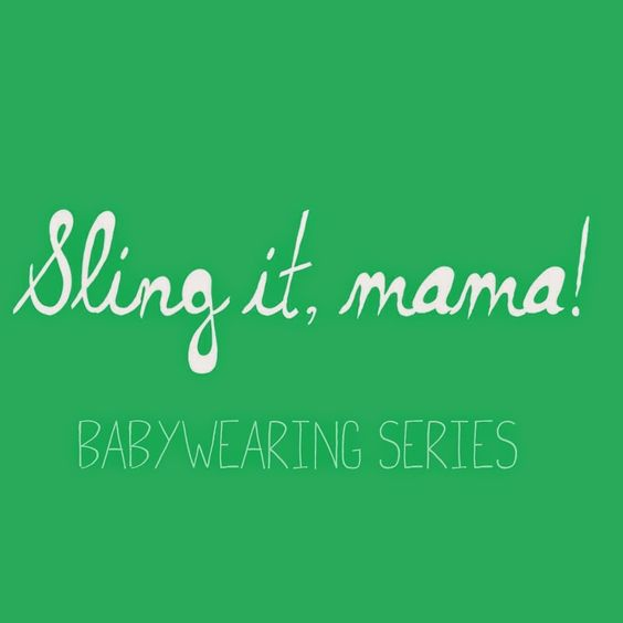 Thursday's Child, Friday's Thoughts: Sling it, Mama! #1 Guest Post: Mei tais vs Wraps #babywearing