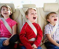 Parent's Magazine - road games to make the trip seem shorter.