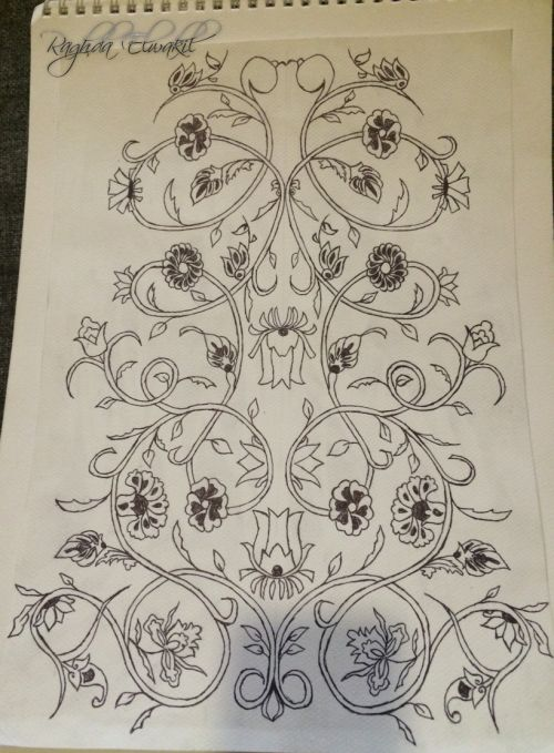Decoration.. Drawing by me.. :)