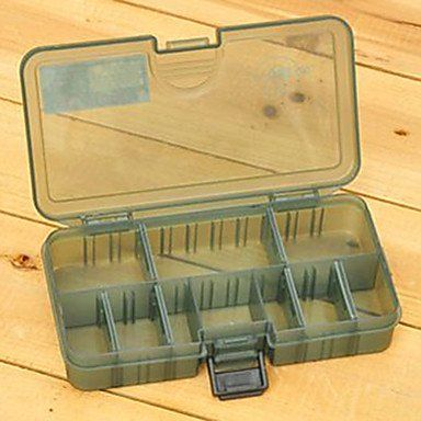 nyy) 161*91*31mm army green fishing box tackle box *** for more, Reel Combo