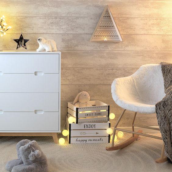 #Chambre d'#enfants ou petit coin #lecture, cette #decoration #cocooning rentre à la perfection dans le #mood du #hygge - BUT