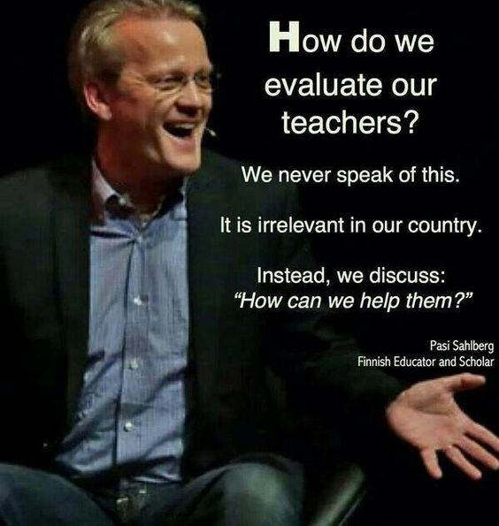 What are your opinions on teachers and how they speak?