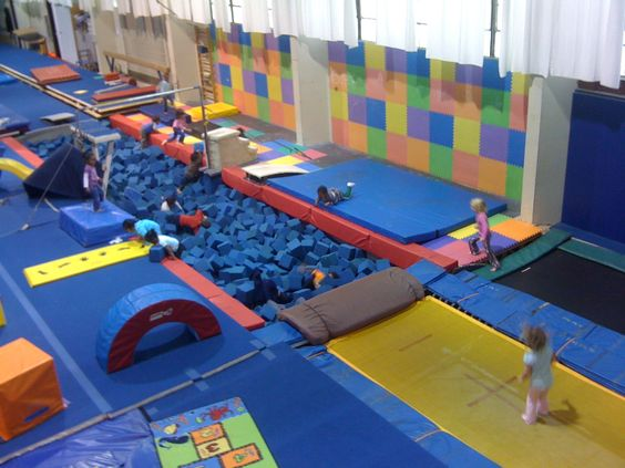 Gym Trampolines And Springboard On Pinterest