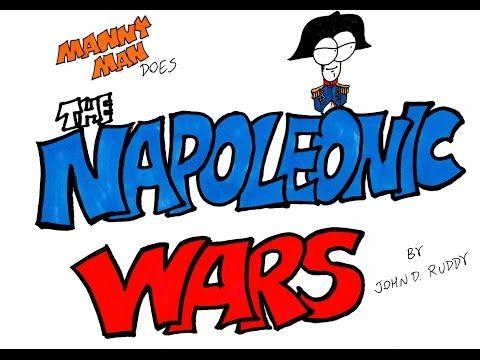 Napoleonic Wars in 8 Minutes - YouTube