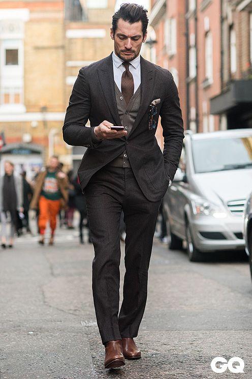 ... gandy david gandys david gandy fashion david gandy style london style