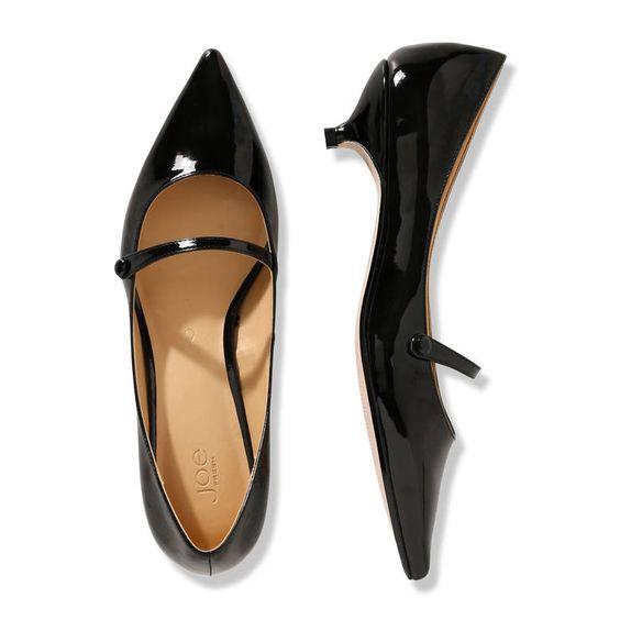 Mary Jane Kitten Heel - so cute, I want these!