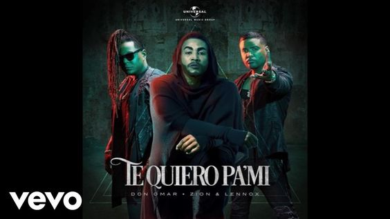 Don Omar, Zion & Lennox - Te Quiero Pa´Mi (Audio)