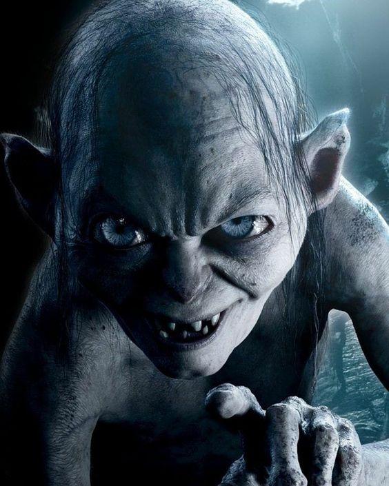 Gollum . . . . . . . #thelordoftherings #lordoftherings #lotr #thehobbit #hobbit #middleearth #gollum #smeagol #ring #jrrtolkien #tolkien