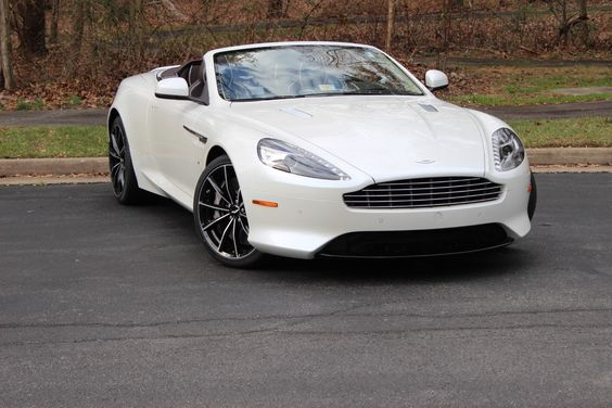 The beautiful 2016 Aston Martin DB9 GT Volante for sale at Exclusive Automotive Group! #AstonMartin #DB9 #Volante #ForSale #Maryland #Virginia #MD #Baltimore #WashingtonDC