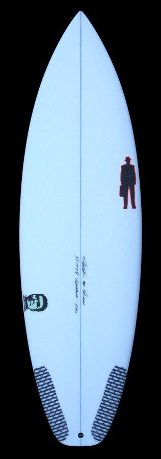 Monsta | clear – Proctor Surfboard Shop