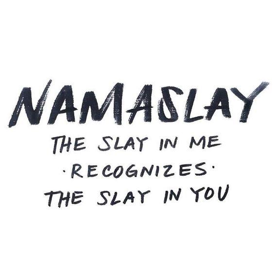 I slay, you slay ✘ // #tuesdaze #fringebabes