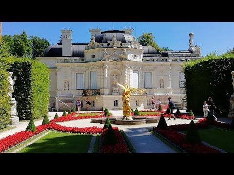 Konig Ludwig Der Ii Und Schloss Linderhof Schloss Linderhof Schloss Linderhof