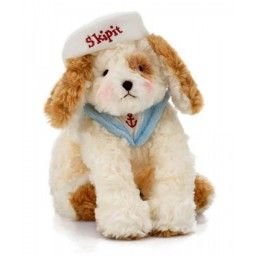 Bunnies by the Bay - Skipit Puppy Soft Toy