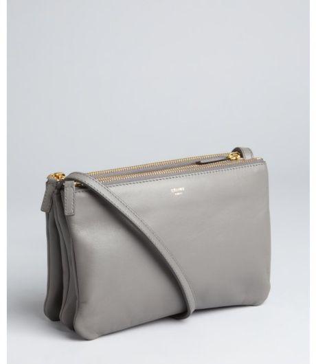 celine bags gray